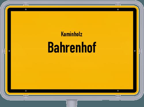 Kaminholz & Brennholz-Angebote in Bahrenhof, Großes Bild