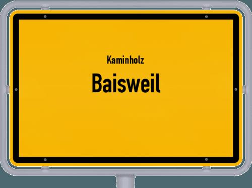 Kaminholz & Brennholz-Angebote in Baisweil, Großes Bild