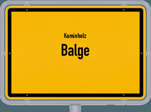 Kaminholz & Brennholz-Angebote in Balge, Großes Bild