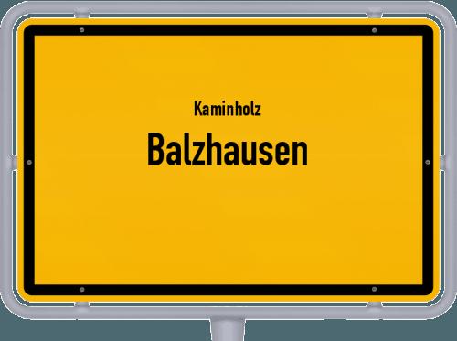 Kaminholz & Brennholz-Angebote in Balzhausen, Großes Bild