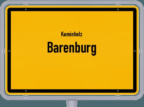 Kaminholz & Brennholz-Angebote in Barenburg, Großes Bild