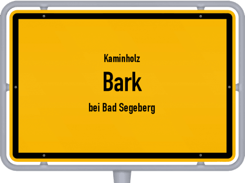 Kaminholz & Brennholz-Angebote in Bark (bei Bad Segeberg), Großes Bild