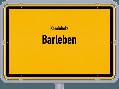 Kaminholz & Brennholz-Angebote in Barleben, Großes Bild