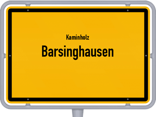 Kaminholz & Brennholz-Angebote in Barsinghausen, Großes Bild