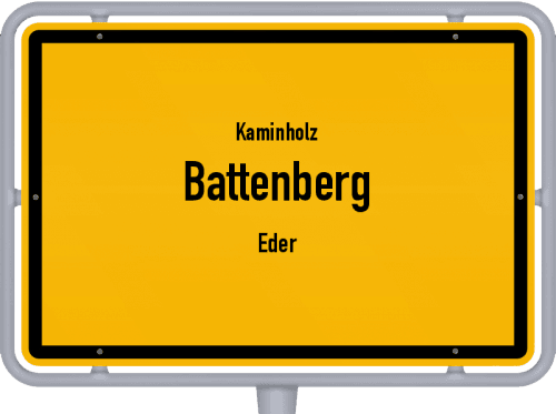 Kaminholz & Brennholz-Angebote in Battenberg (Eder), Großes Bild