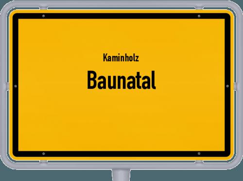 Kaminholz & Brennholz-Angebote in Baunatal, Großes Bild