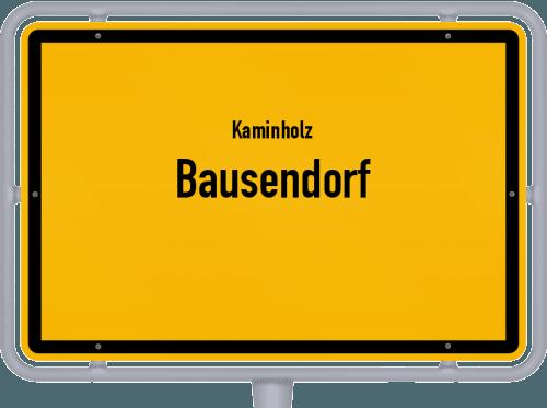 Kaminholz & Brennholz-Angebote in Bausendorf, Großes Bild