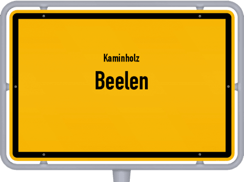 Kaminholz & Brennholz-Angebote in Beelen, Großes Bild