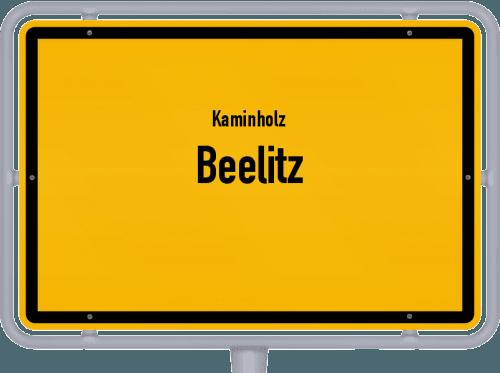 Kaminholz & Brennholz-Angebote in Beelitz, Großes Bild