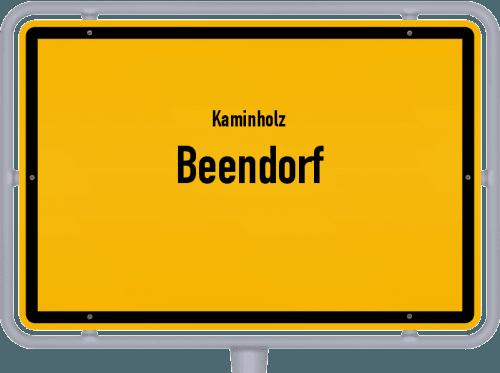 Kaminholz & Brennholz-Angebote in Beendorf, Großes Bild