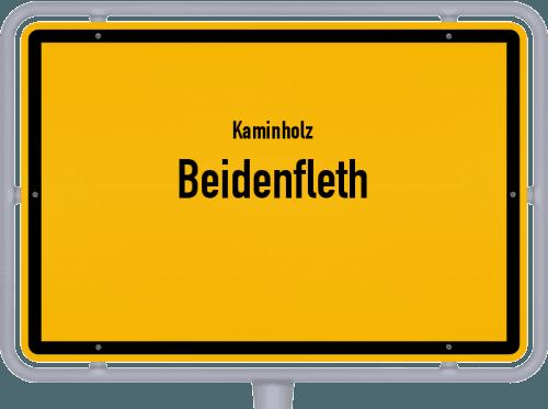 Kaminholz & Brennholz-Angebote in Beidenfleth, Großes Bild