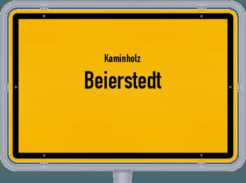 Kaminholz & Brennholz-Angebote in Beierstedt, Großes Bild