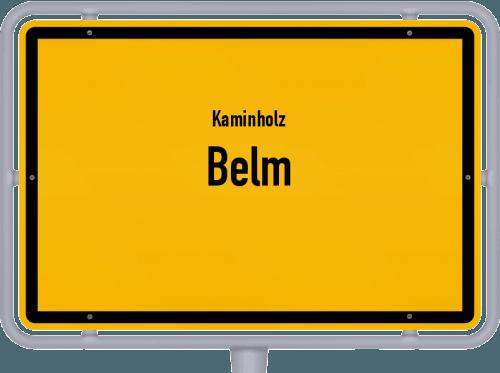 Kaminholz & Brennholz-Angebote in Belm, Großes Bild