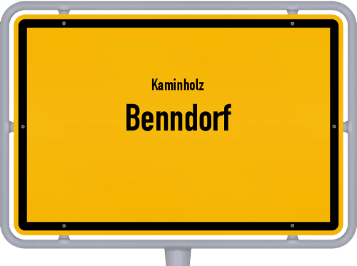 Kaminholz & Brennholz-Angebote in Benndorf, Großes Bild