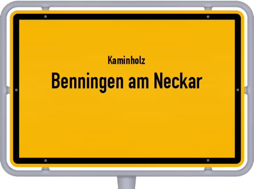 Kaminholz & Brennholz-Angebote in Benningen am Neckar, Großes Bild