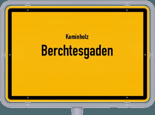 Kaminholz & Brennholz-Angebote in Berchtesgaden, Großes Bild