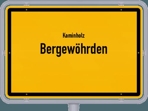 Kaminholz & Brennholz-Angebote in Bergewöhrden, Großes Bild