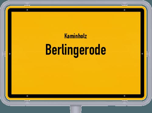 Kaminholz & Brennholz-Angebote in Berlingerode, Großes Bild