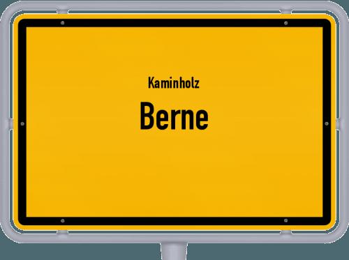Kaminholz & Brennholz-Angebote in Berne, Großes Bild