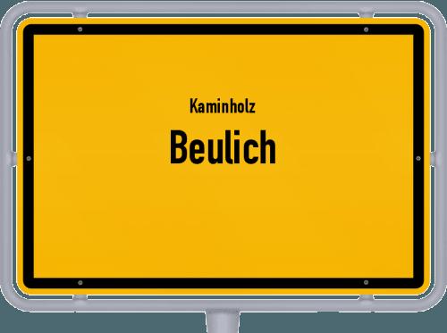 Kaminholz & Brennholz-Angebote in Beulich, Großes Bild