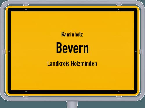 Kaminholz & Brennholz-Angebote in Bevern (Landkreis Holzminden), Großes Bild