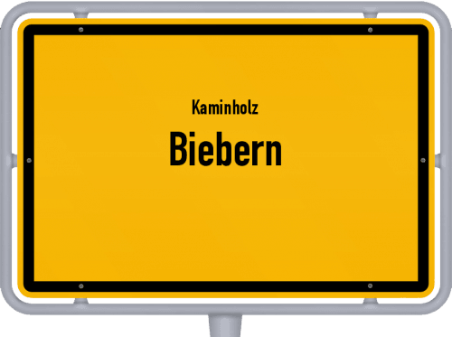 Kaminholz & Brennholz-Angebote in Biebern, Großes Bild