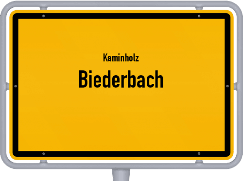 Kaminholz & Brennholz-Angebote in Biederbach, Großes Bild