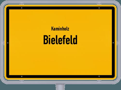 Kaminholz & Brennholz-Angebote in Bielefeld, Großes Bild