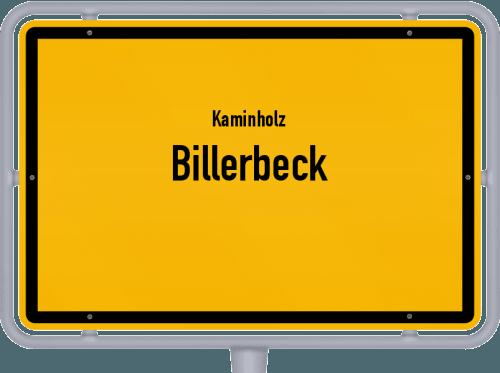 Kaminholz & Brennholz-Angebote in Billerbeck, Großes Bild