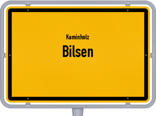 Kaminholz & Brennholz-Angebote in Bilsen, Großes Bild