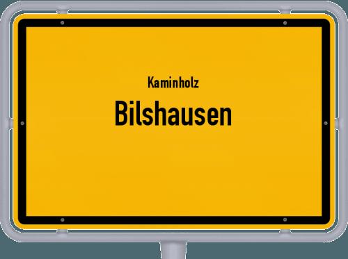 Kaminholz & Brennholz-Angebote in Bilshausen, Großes Bild