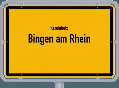 Kaminholz & Brennholz-Angebote in Bingen am Rhein, Großes Bild