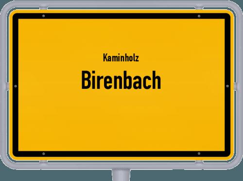 Kaminholz & Brennholz-Angebote in Birenbach, Großes Bild