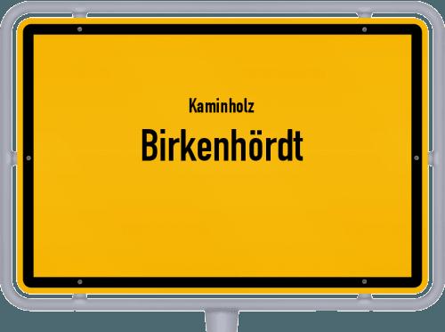 Kaminholz & Brennholz-Angebote in Birkenhördt, Großes Bild