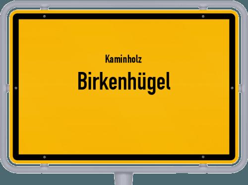 Kaminholz & Brennholz-Angebote in Birkenhügel, Großes Bild