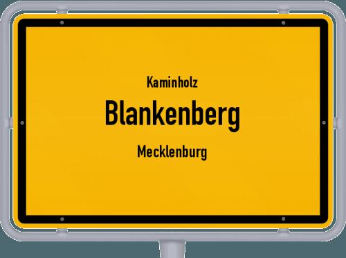 Kaminholz & Brennholz-Angebote in Blankenberg (Mecklenburg), Großes Bild