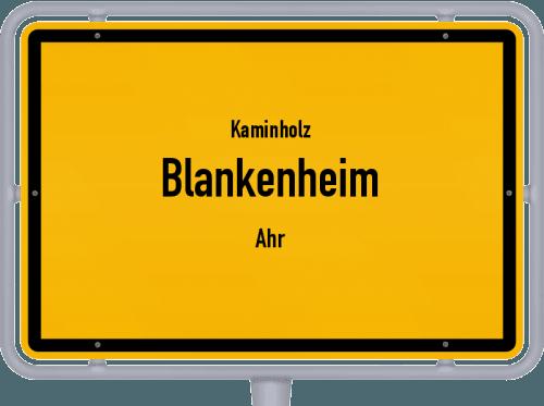 Kaminholz & Brennholz-Angebote in Blankenheim (Ahr), Großes Bild