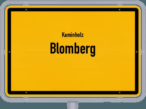 Kaminholz & Brennholz-Angebote in Blomberg, Großes Bild