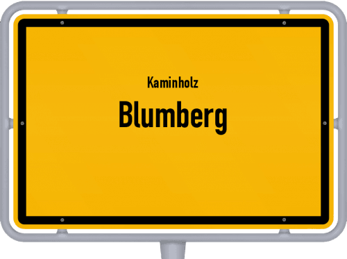 Kaminholz & Brennholz-Angebote in Blumberg, Großes Bild