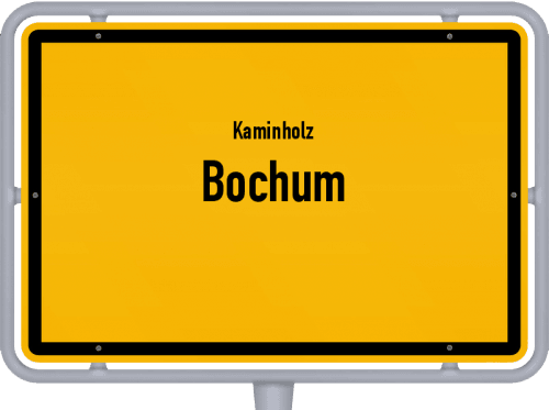 Kaminholz & Brennholz-Angebote in Bochum, Großes Bild