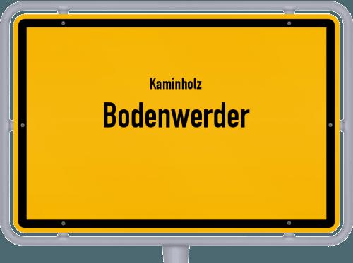 Kaminholz & Brennholz-Angebote in Bodenwerder, Großes Bild