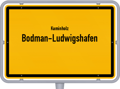 Kaminholz & Brennholz-Angebote in Bodman-Ludwigshafen, Großes Bild