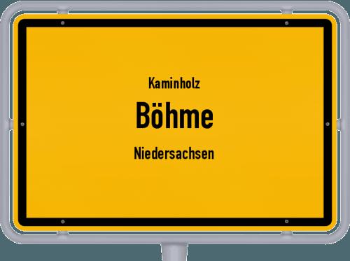 Kaminholz & Brennholz-Angebote in Böhme (Niedersachsen), Großes Bild