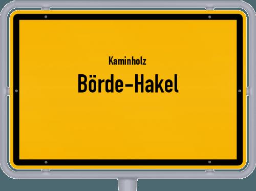 Kaminholz & Brennholz-Angebote in Börde-Hakel, Großes Bild