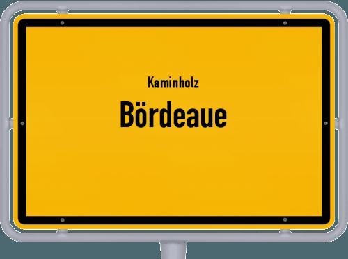 Kaminholz & Brennholz-Angebote in Bördeaue, Großes Bild