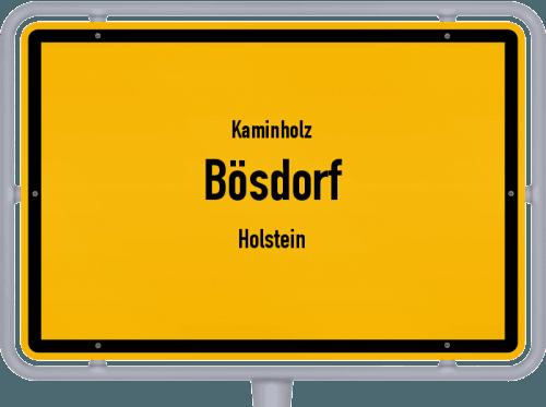 Kaminholz & Brennholz-Angebote in Bösdorf (Holstein), Großes Bild