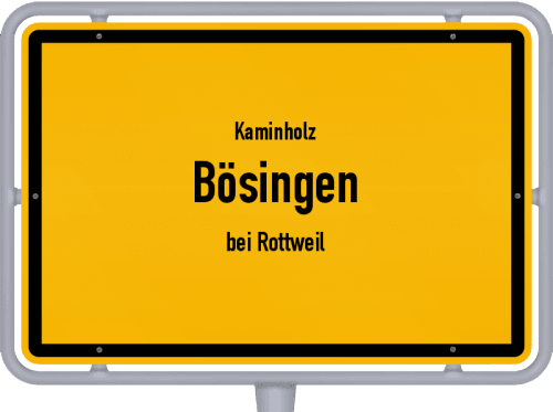 Kaminholz & Brennholz-Angebote in Bösingen (bei Rottweil), Großes Bild