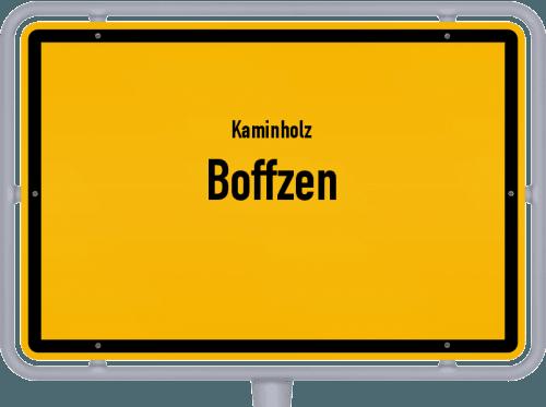 Kaminholz & Brennholz-Angebote in Boffzen, Großes Bild