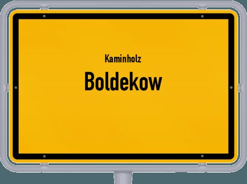 Kaminholz & Brennholz-Angebote in Boldekow, Großes Bild