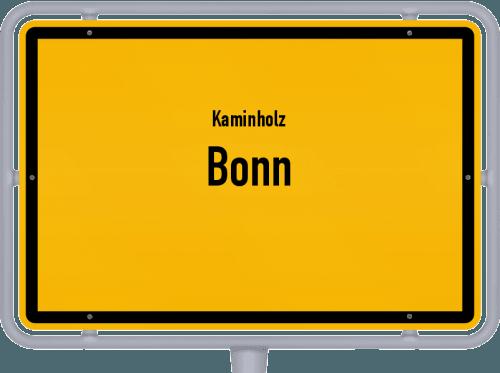 Kaminholz & Brennholz-Angebote in Bonn, Großes Bild